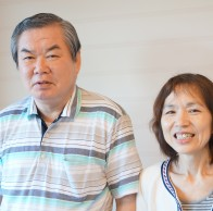 ドーミー福岡久本夫妻
